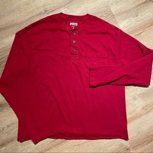 Duluth Trading Co Long Tail Shirt